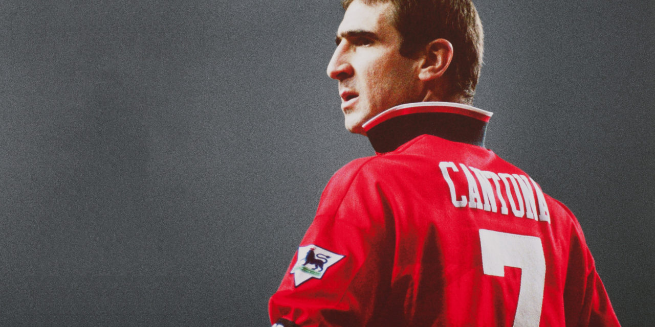 Eric Cantona, the King