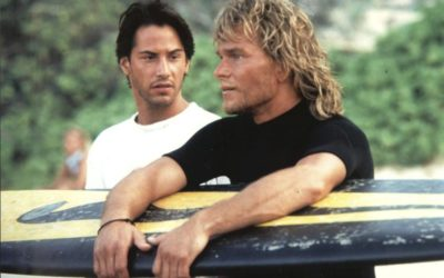 Point Break – Punto di rottura: una cavalcata tra le onde californiane dei primi anni Novanta