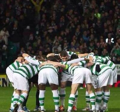 Celtic: you are the champ7ons!