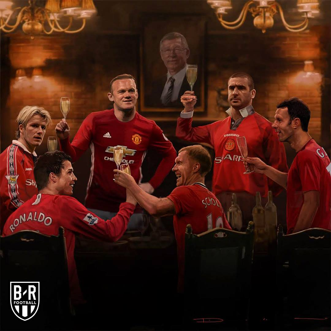 B/R - Manchester United