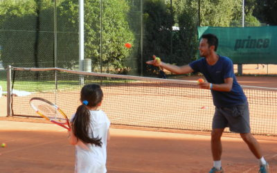 Kids Tennis, imparare divertendosi