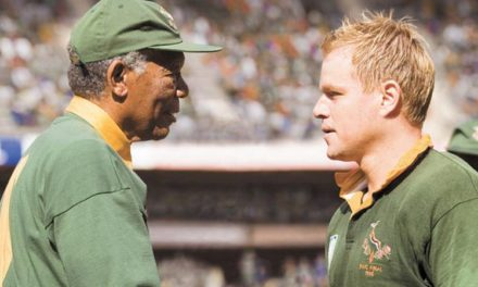 Invictus, il rugby per porre fine all'apartheid