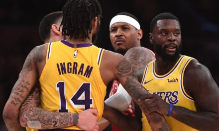 Ai Lakers serviva una rissa