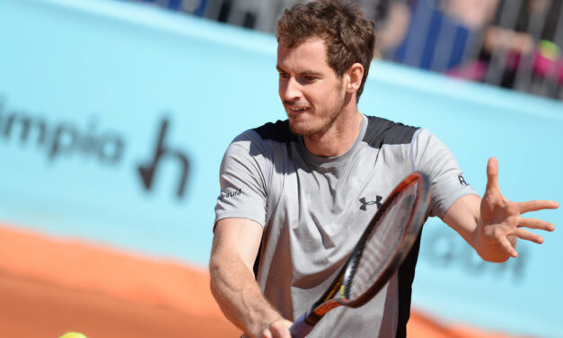 Andy Murray, il Cavaliere del Tennis