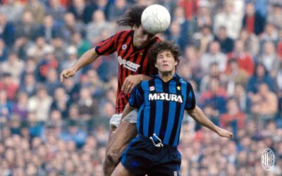Mark Hateley e quel volo su Collovati