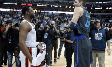 Dirk & Dwyane: nothing but respect