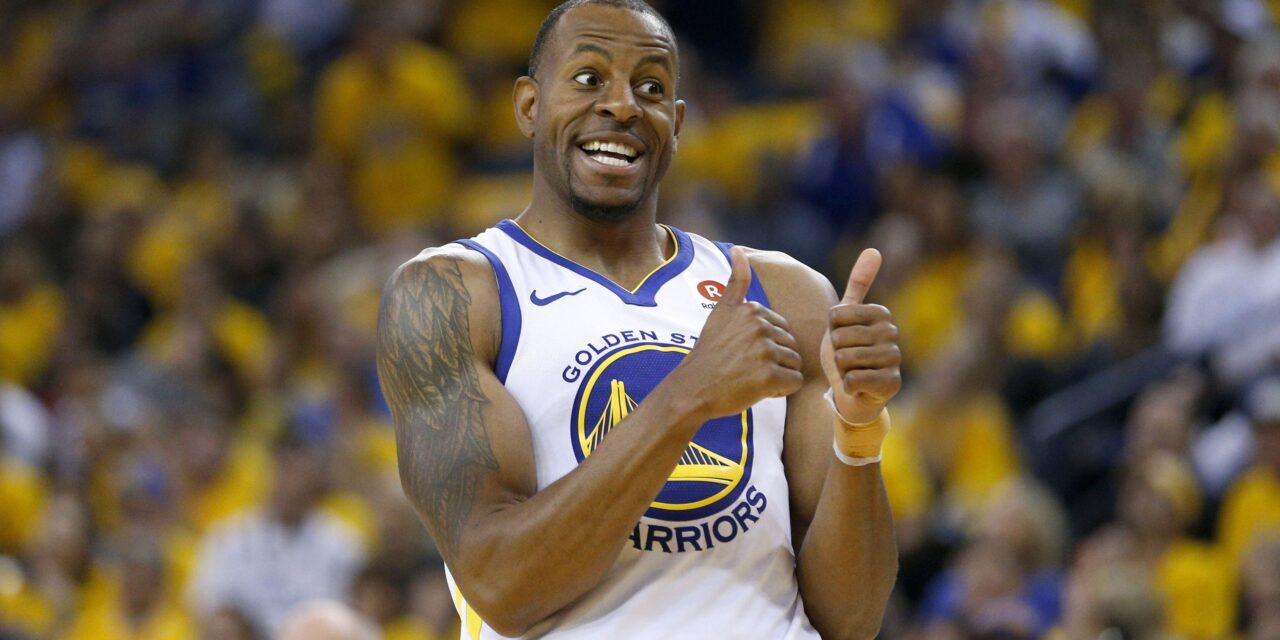 "NBA: Andre ""Mr. Finals"" Iguodala, X-Factor Warriors"