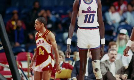 L'incredibile vita di Manute Bol