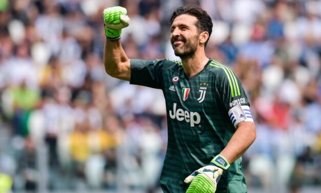 Gianluigi Buffon: l'eterno Peter Pan